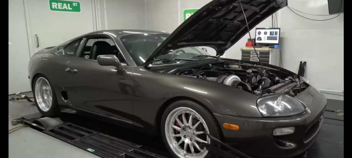 Sequential gearbox Supra 2JZ