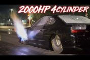 worlds fastest 2000HP 4 Cylinder Nissan S15 - Amazing Story! Worlds Quickest and Fastest SR20