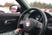 Ibiza FR TDI vs Audi RS6