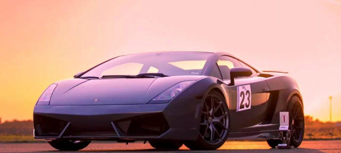 Twin Turbo Lamborghini 2000HP
