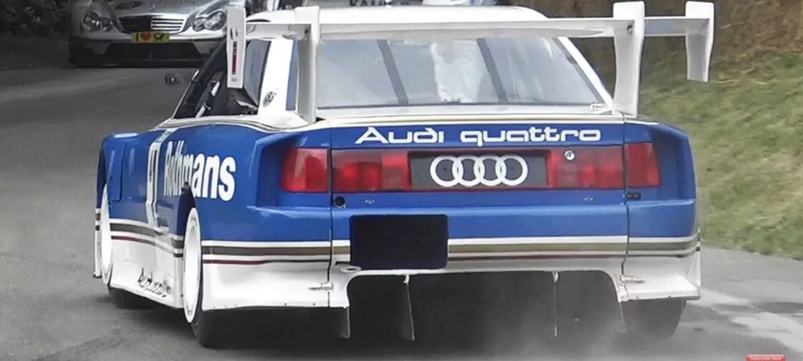 Audi S4 Quattro 2.2L 20V Turbo Sound