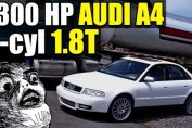 Audi 1.8 Turbo 20VT Tuned