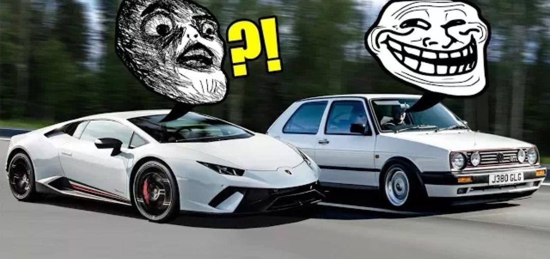 Sleepers vs Supercars