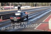 MR2 Turbo fastest World Record