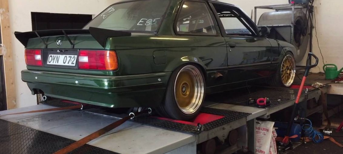 1170whp Bmw E30 S50 Turbo S50 By Pbh Performance Turbo