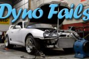 craziest dyno fails