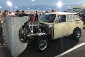 volkswagen gasser twin engine