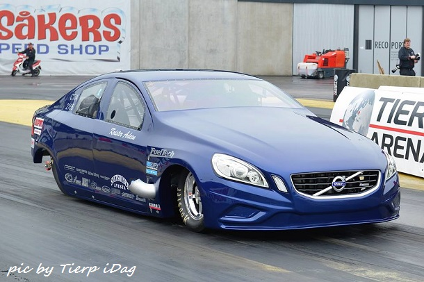 6 second full tube 4 cylinder Volvo