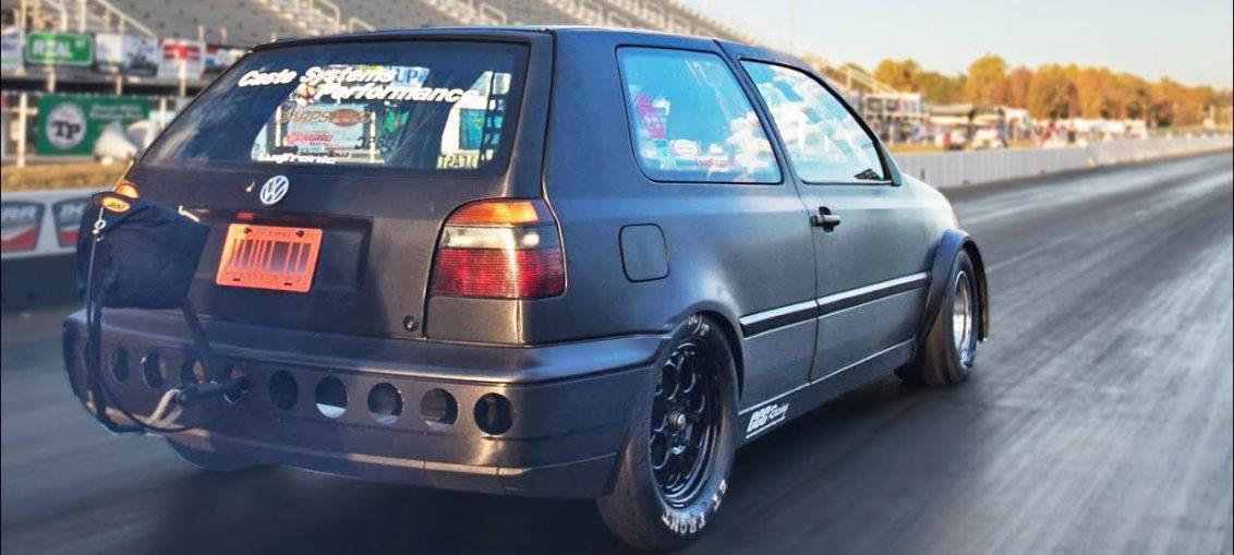 QUICKEST FWD Volkswagen in the US!