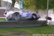 Porsche 964 RSR Crash Rally
