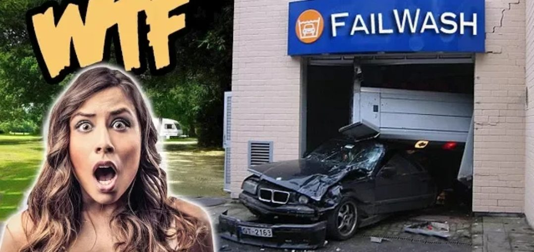 car wash Fails