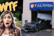 car wash Fails