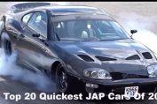 Quickest Japanese cars