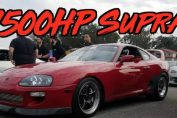 1500HP Sequential 2JZ Supra