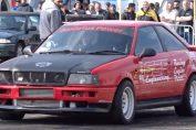 Audi S2 big Turbo