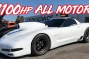 all motor 1100HP Corvette LS