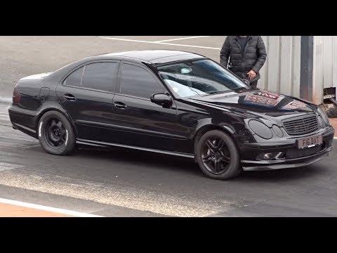 AMG E55 AMG Mercedes