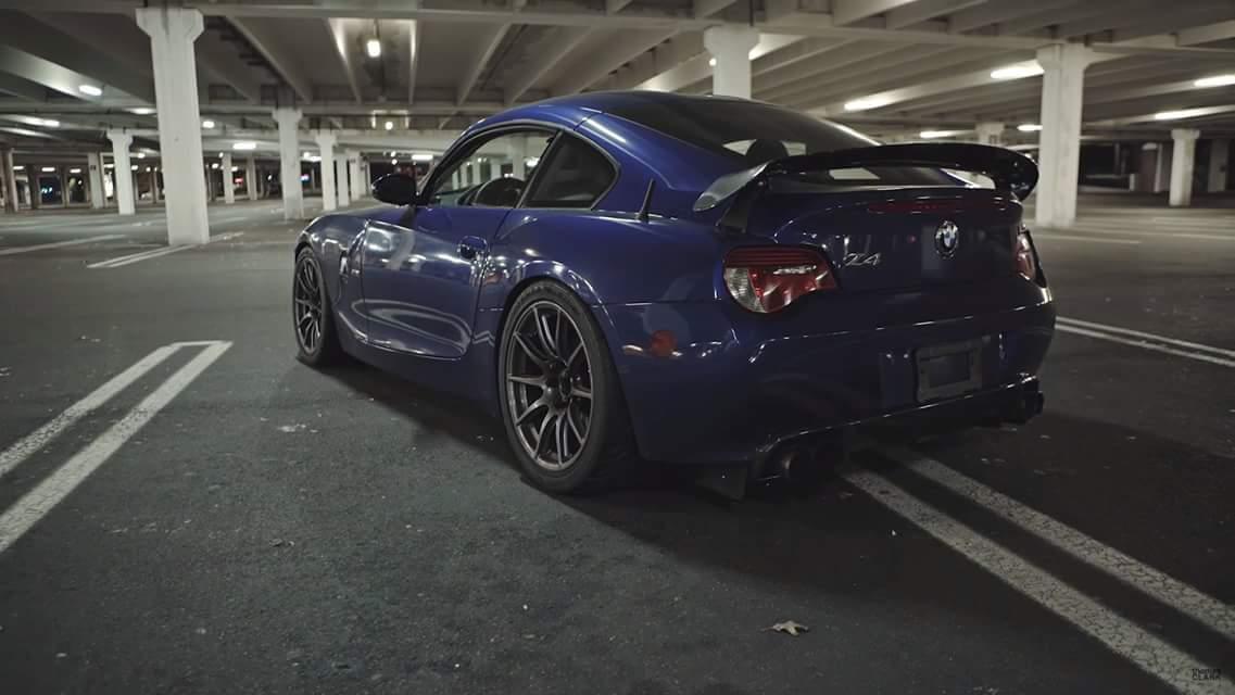2JZ Swapped BMW Z4