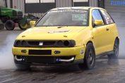 Fastest Seat Ibiza 20VT 1.8T Stance Turbo