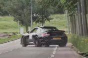 supercar show off fails