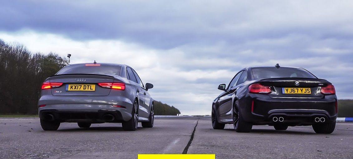 Audi RS3 Vs BMW M2
