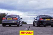 Audi RS3 vs BMW M2