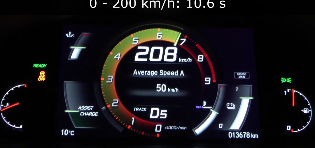 200 Kph To Mph >> Honda Nsx 581 Hp 0 100 Km H 0 100 Mph 0 200 Km H