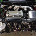 Twin engine VR6 Turbo