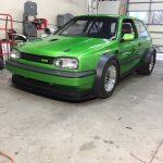 Twin engine VR6 Turo