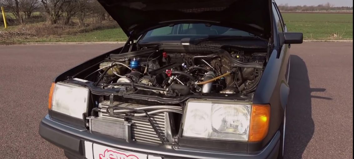 W124 260E Turbo(1)