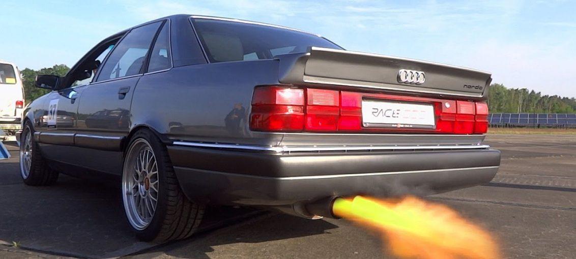 audi 20V Turbo