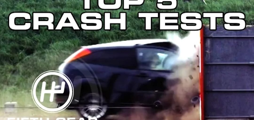 Craziest crash tests