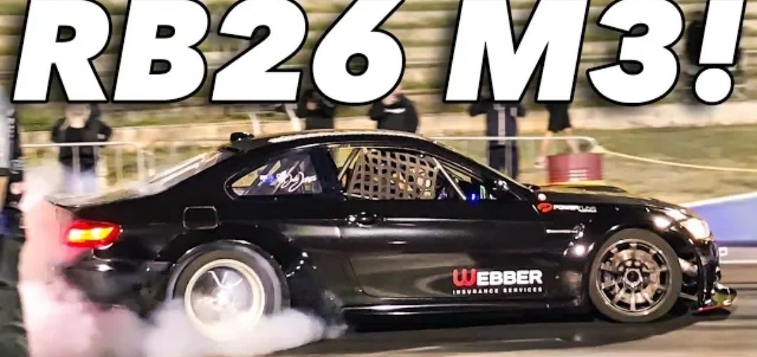 RB26dett swapped E46 BMW M3