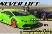 Supercharged lamborghini huracan bugatti veyron