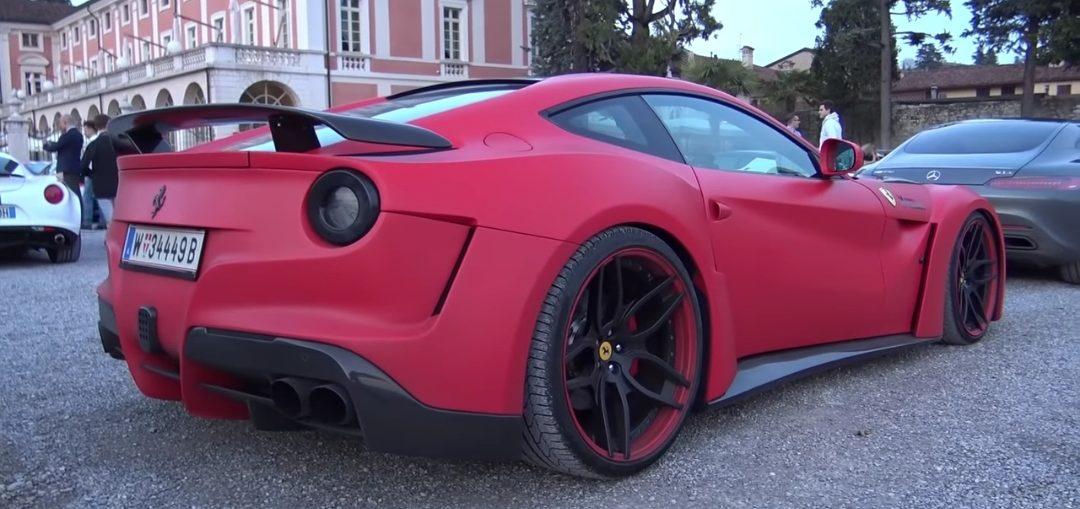 Ferrari F12 novitec N-Largo