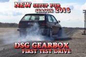 1000HP dsg Golf MK2 boba motoring