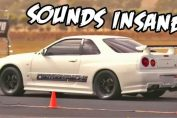 Craziest nicest Skyline R34 GT-R