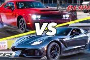 ZR1 vs Demon