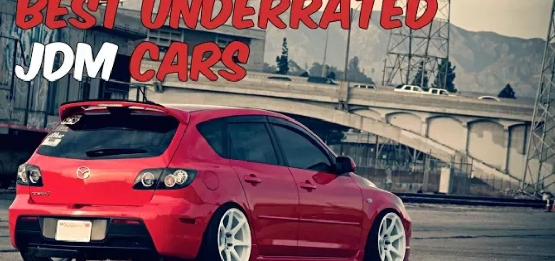 Best Underrated JDM Cars - Turbo and Stance