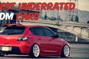 Best Underrated JDM Cars