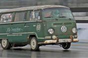 Nitrous '69 VW Campervan