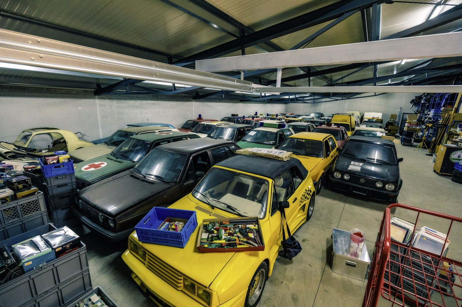 rare volkswagen collection