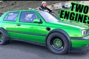 twin engine VR6 Turbo