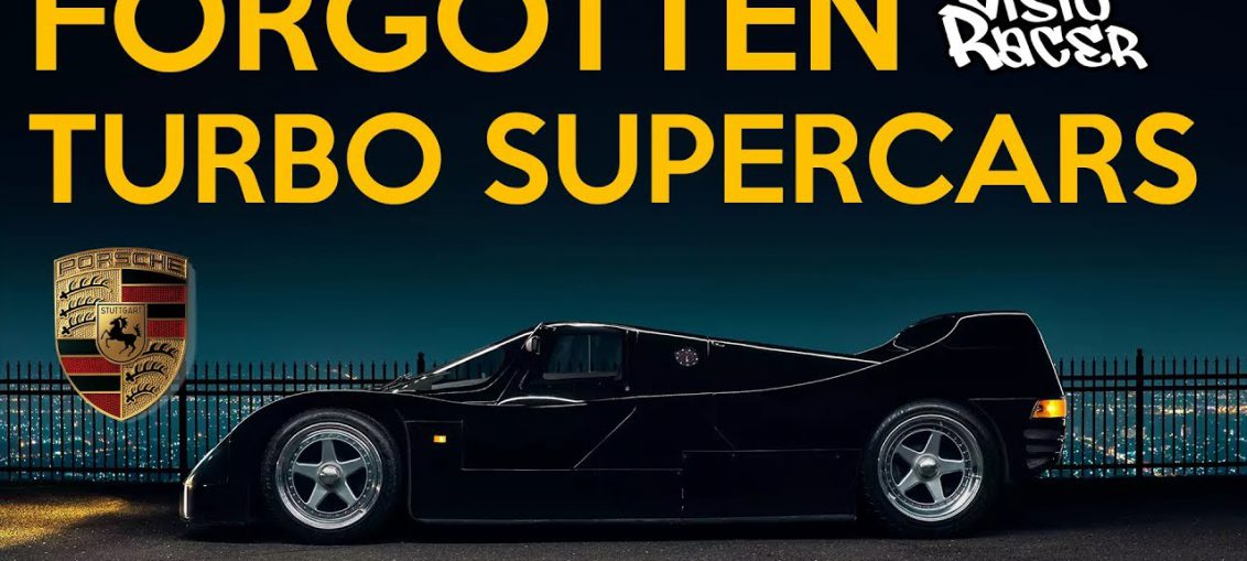 Forgotten turbo supercars