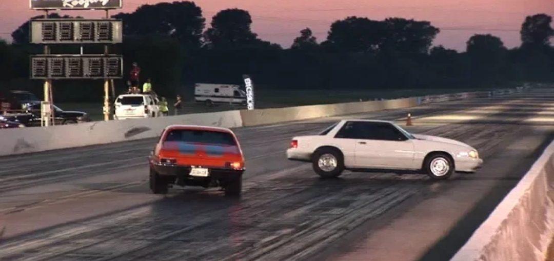 Drag racing saves