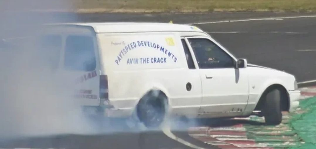 Ford escort mk4 c20xe drift