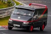 BIZARRE And UNEXPECTED Vehicles At The NÜRBURGRING