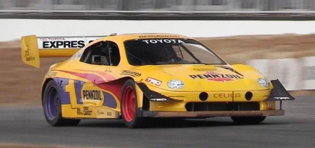 Toyota Celica GT 4WD Turbo