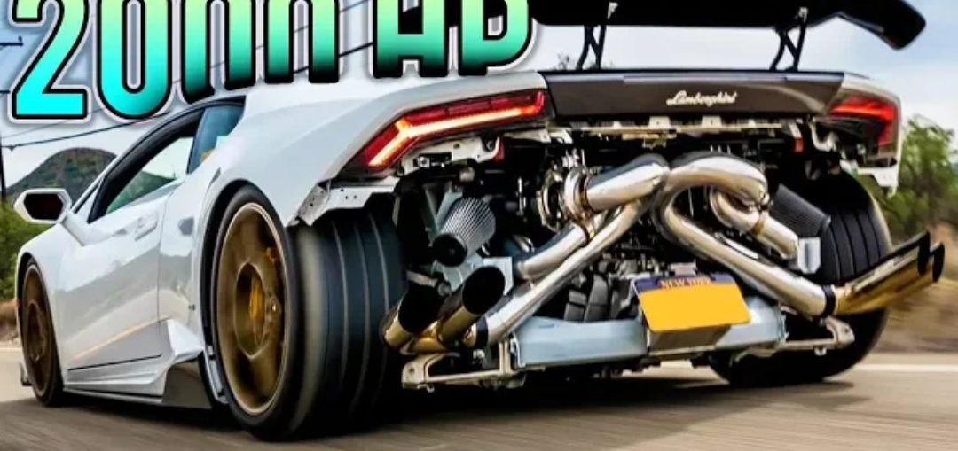 Craziest TURBOS You'll EVER SEE!! GTR's Huracan's Supra's
