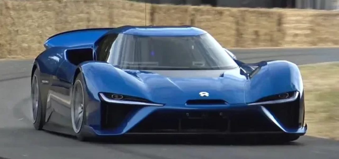 World's Fastest Electric Road Car